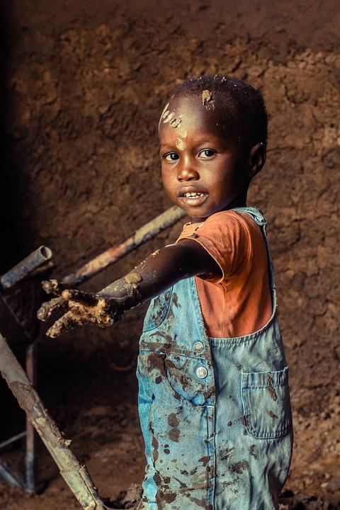 People, Child, Portrait, Turkana, Kid, Africa, Boy