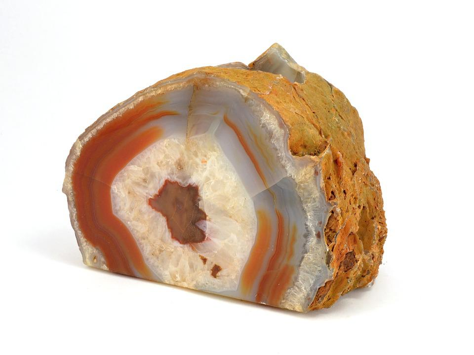 Agate, Gemstone, Semi-precious Stone, Precious Stones