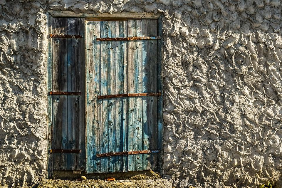 Old House, Door, Architecture, Abandoned, Aged