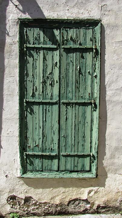 Window, Old, Weathered, Decay, Wear, Wooden, Aged