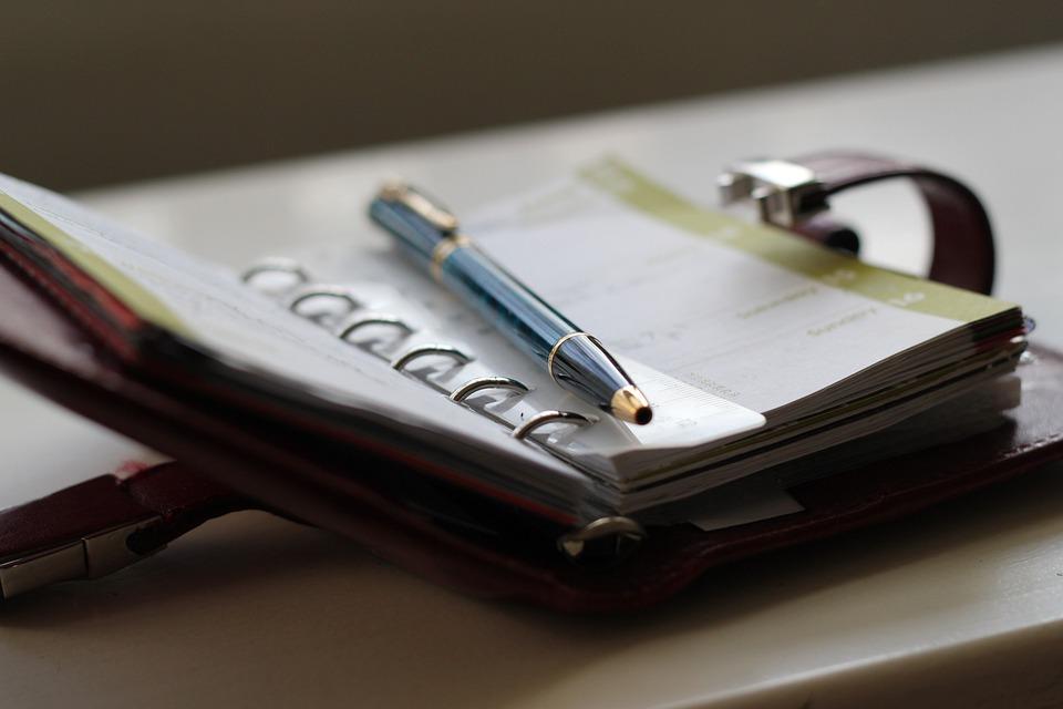 Agenda, Work, Balance