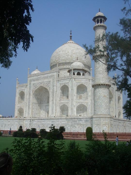 Taj Mahal, Indian, Agra