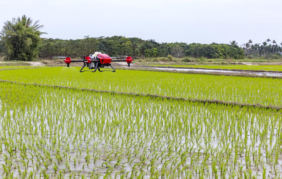 Plant Protection Drone, Agricultural Drones, Uav