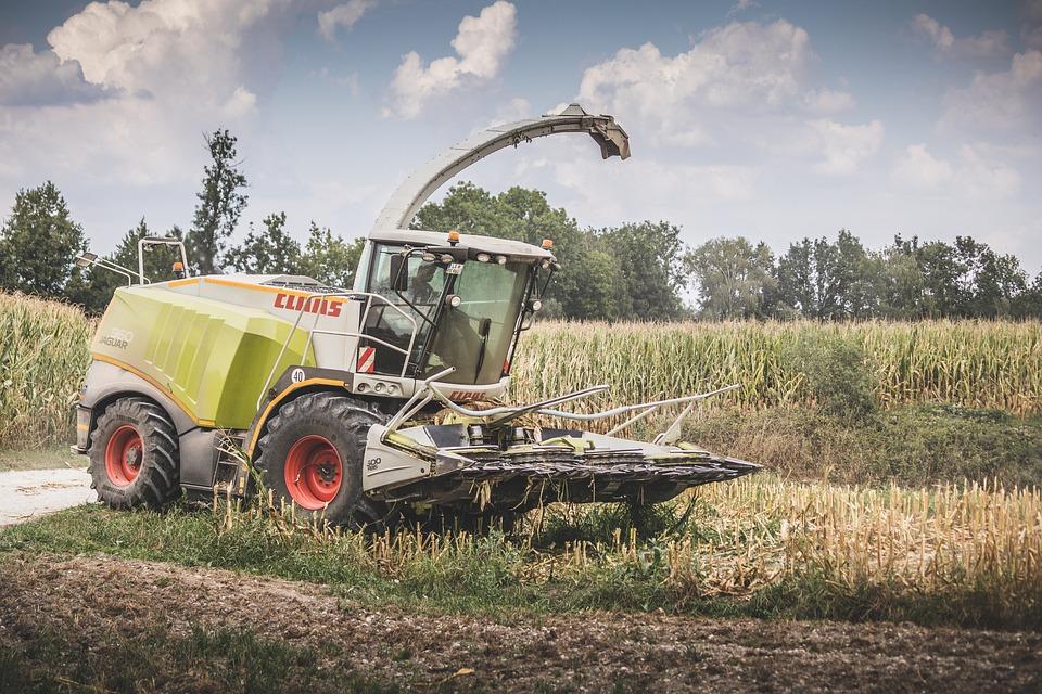 Agricultural Machine, Agriculture, Landtechnik