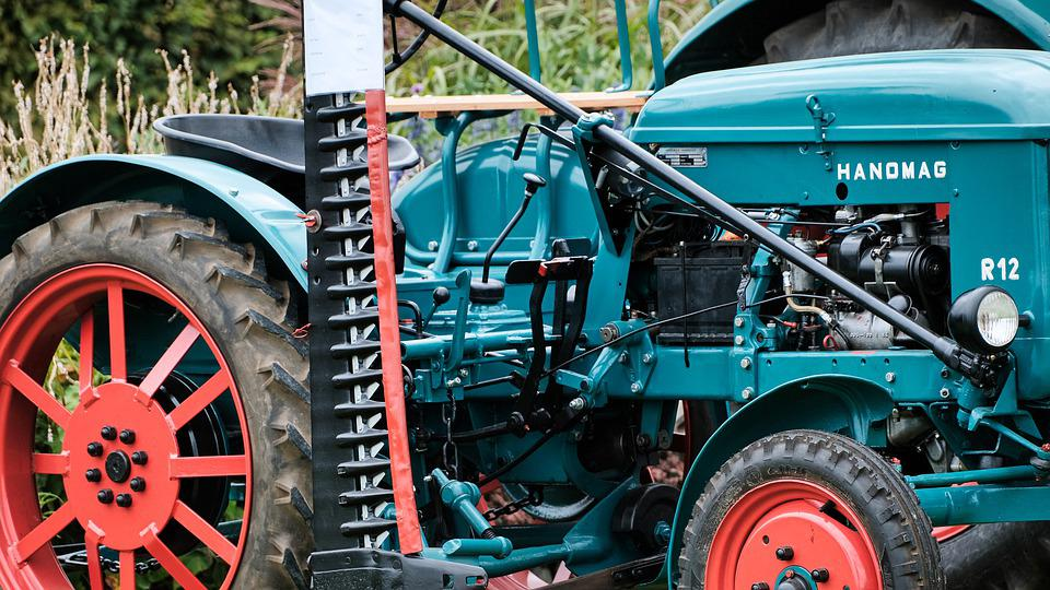 Tractor, Agriculture, Farming, Agricultural Vehicle