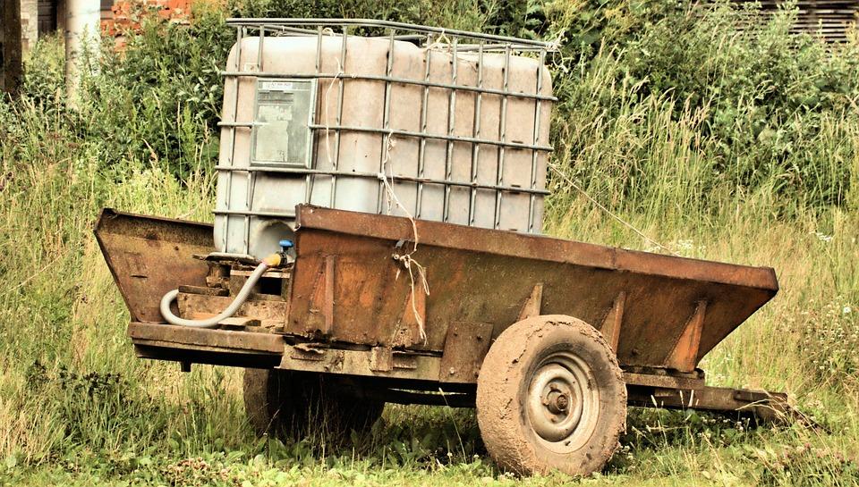 Village, Machine, Agriculture, Agricultural Machine