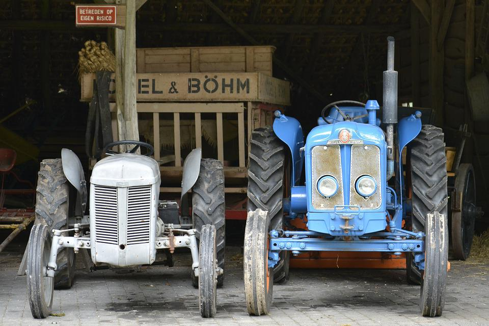 Tractor, Oldtimer, Agriculture, Agricultural Vehicle