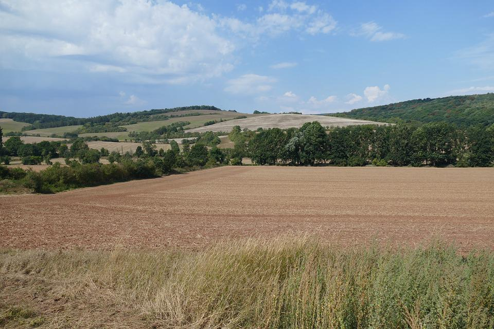 Panorama, Arable, Field, Landscape, Nature, Agriculture