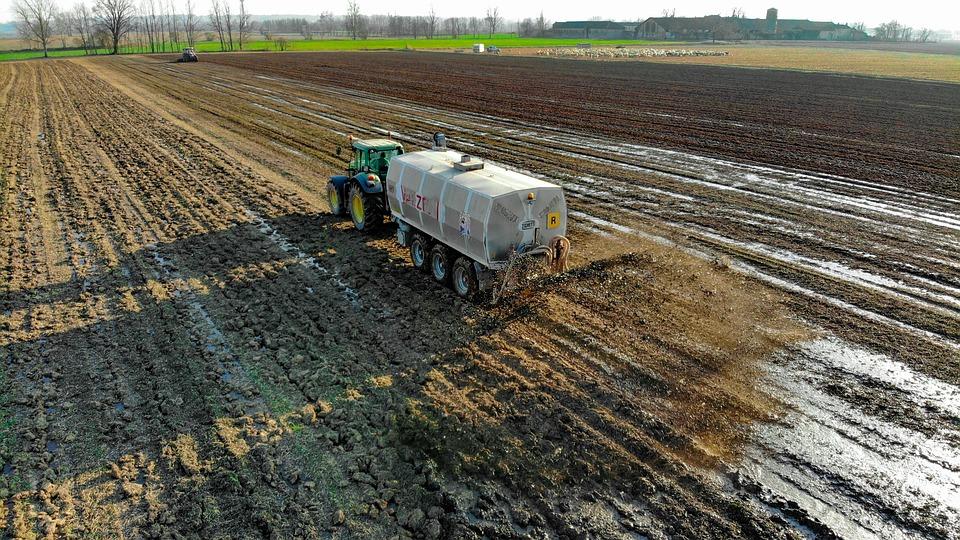 Fertilization, Campaign, Agriculture, Liquid Manure