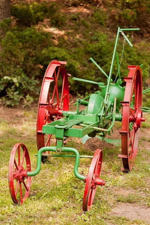 Agriculture, Equipment, Farm, Harvester, Harvesting