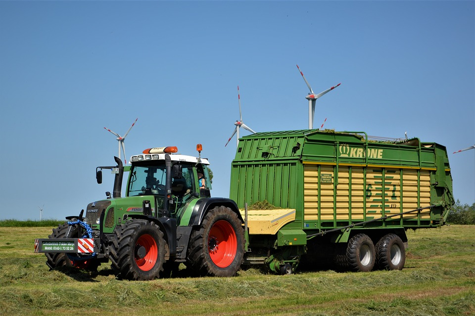 Fendt, Crown, Tractor, Machine, Agriculture, Tractors