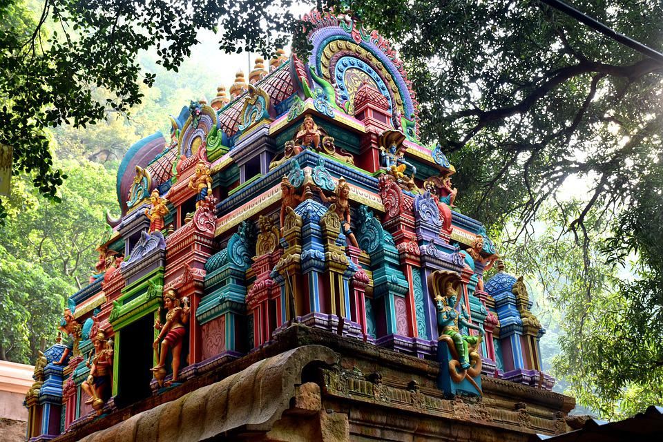 Ahobilam, Temple, Andhra Pradesh, Tourism, Narashimar