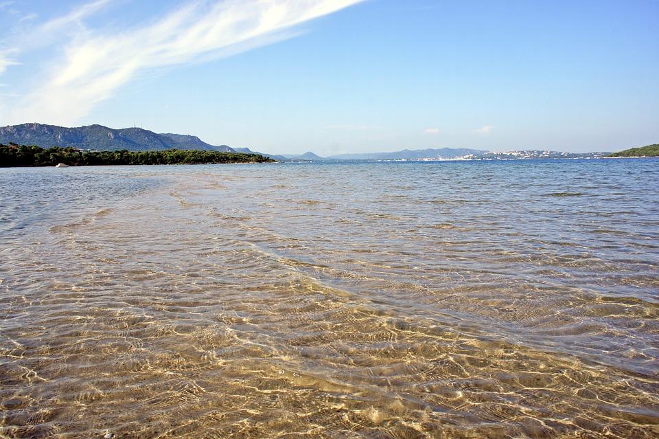 Beach, Water, Sea, Air, Coast, Nature