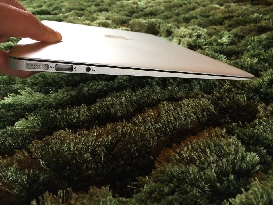 Macbook, Air, Apple, Design
