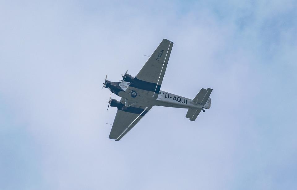 Aircraft, Nostalgia, Flight, Air, Fly, Flyer, Propeller