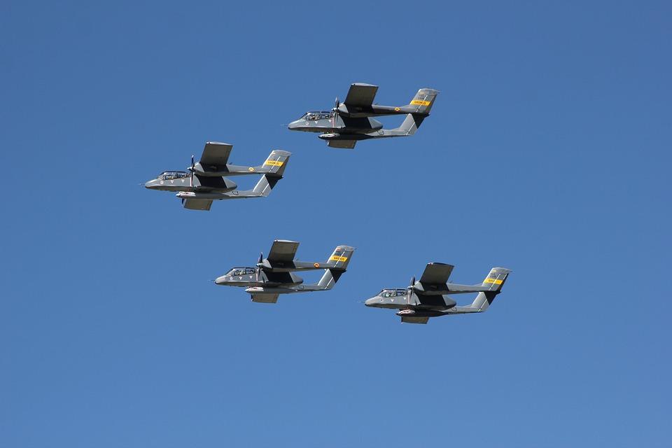 Aircraft, Combat, Military, Combat Aircraft, Air Force