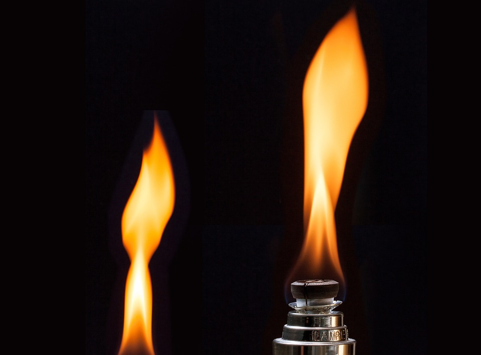 Lamp, Flame, Yellow, Room Fragrance, Air Improvement