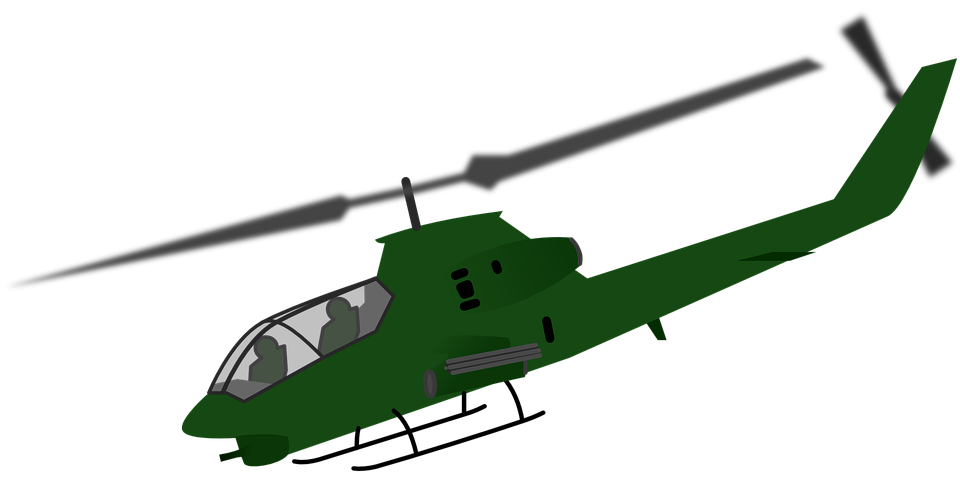 Chopper, Helicopter, Military, Fly, Air, Copter