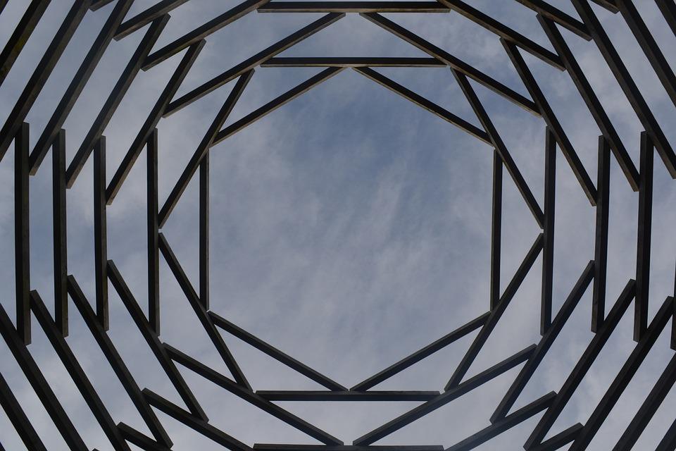 Art, Work Of Art, Symmetry, Architecture, Air