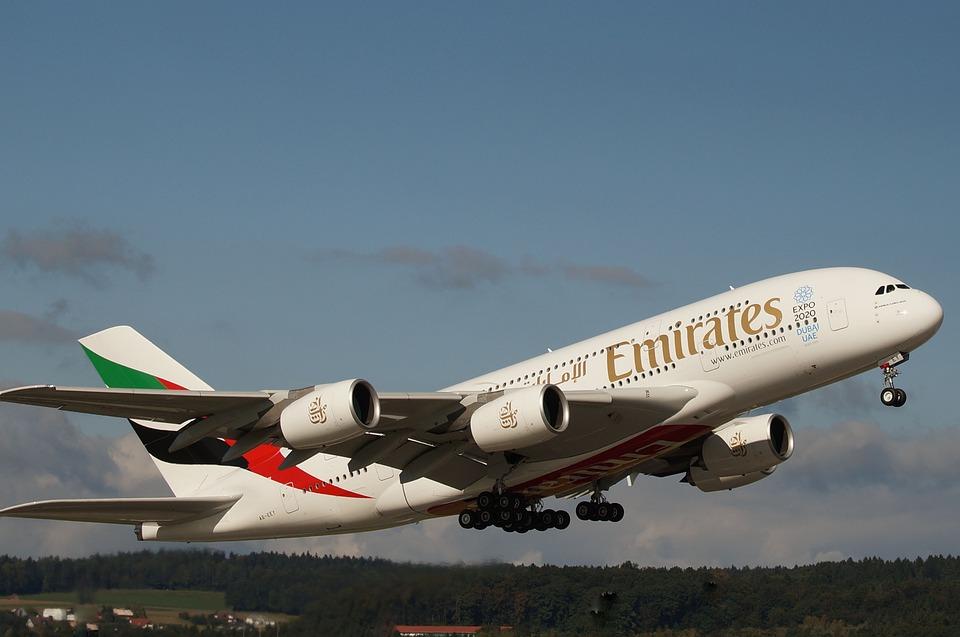 Start, Jet, Airbus, Aircraft, Take Off