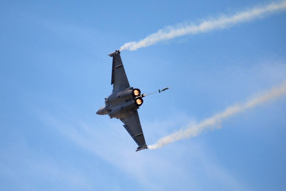 Airshow, Aircraft, Fighter Aircraft, Air Show