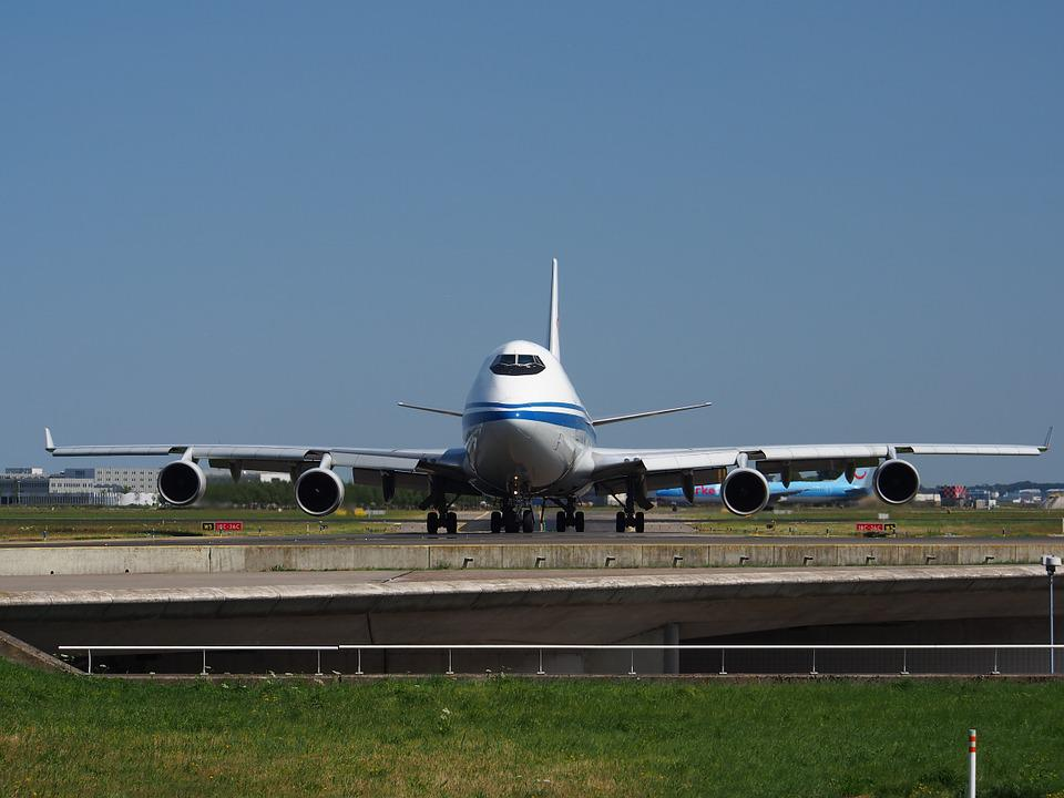 Boeing 747, Air China Cargo, Jumbo Jet, Aircraft