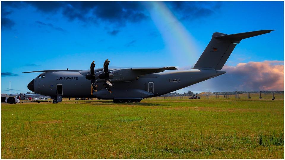 Air Force, Bundeswehr, Aircraft, Military, Flying