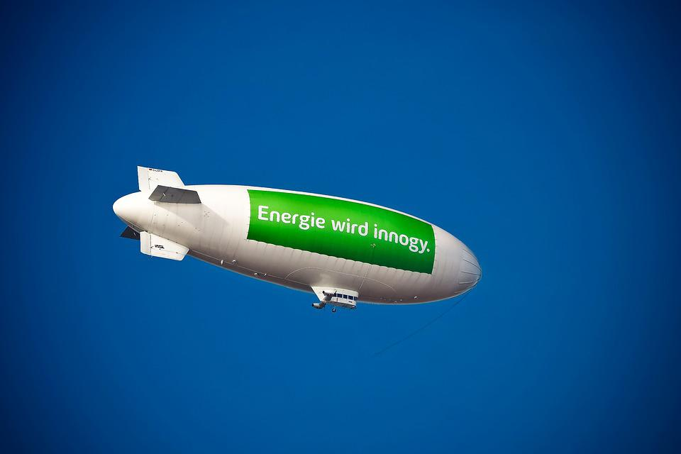Zeppelin, Airship, Aircraft, Sky, Fly, Drive, Float