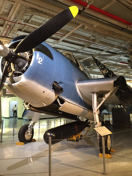 Aircraft, Museum, Elices, War
