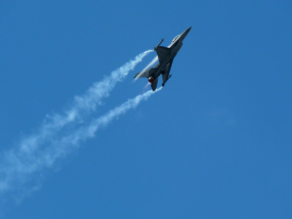 F 16, Lockheed Martin, Fighter, Aircraft, Fighter Jet