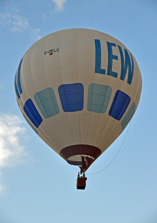 Hot Air Balloon, Aircraft, Hot Air Balloon Ride