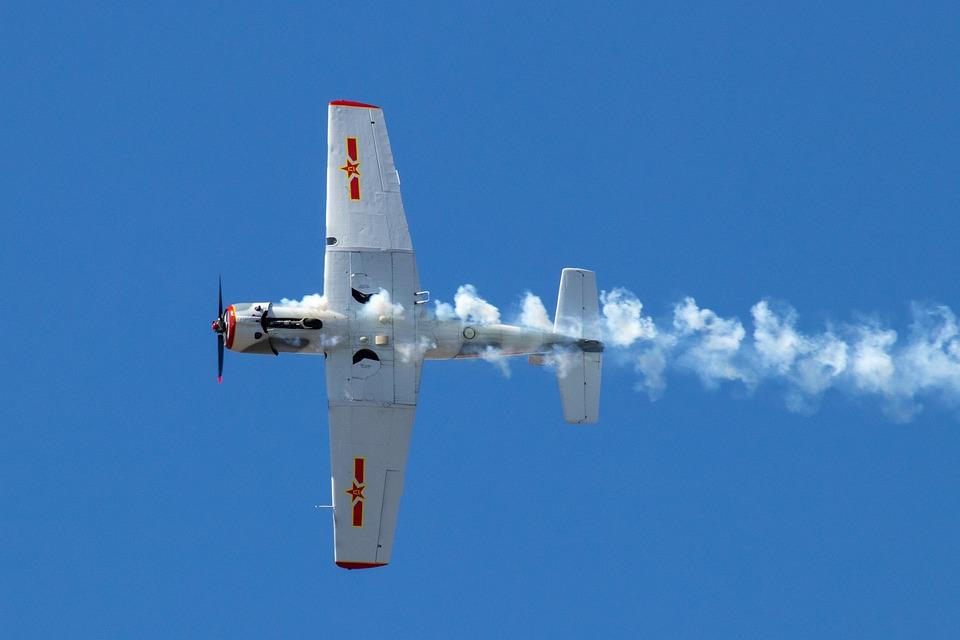 Sky, Airplane, Jet, Aircraft, Flight, Travel