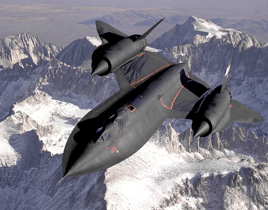 Supersonic Fighter, Aircraft, Jet, Jet Fighter
