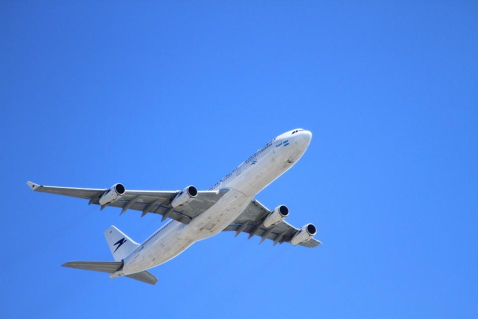 Plane, Aircraft, Take-off, Sky, Aeroplane, Jet, Travel