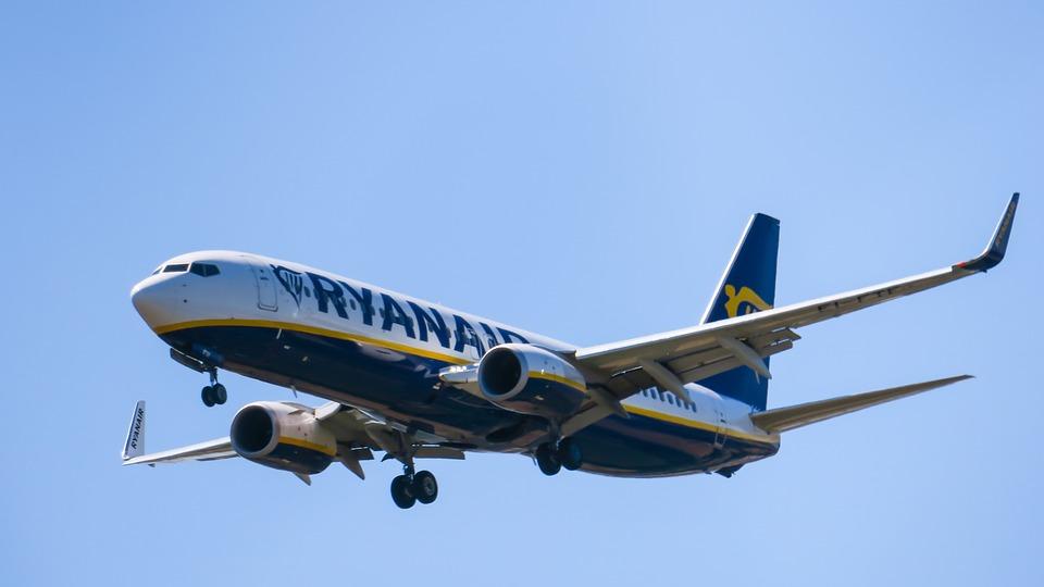 Aircraft, Land, Landing, Travel, Holiday, Fly