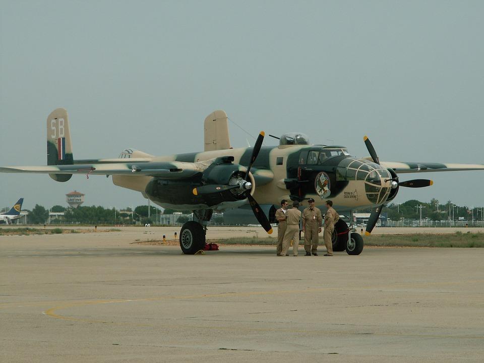 Airshow, Aircraft, Last War