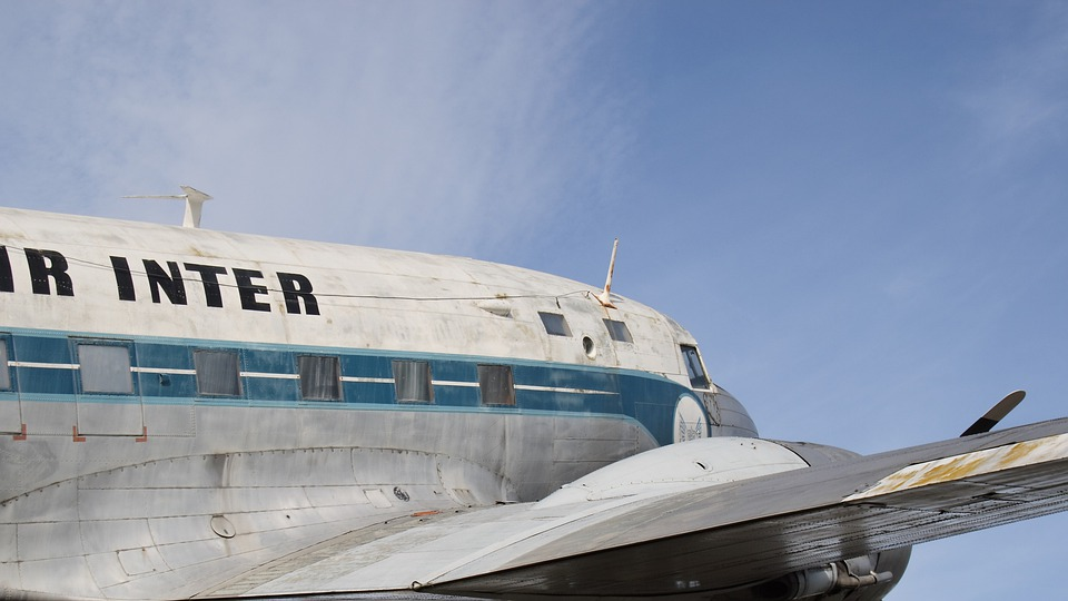 Aircraft, Flying, Propeller, Propeller Plane, Machine