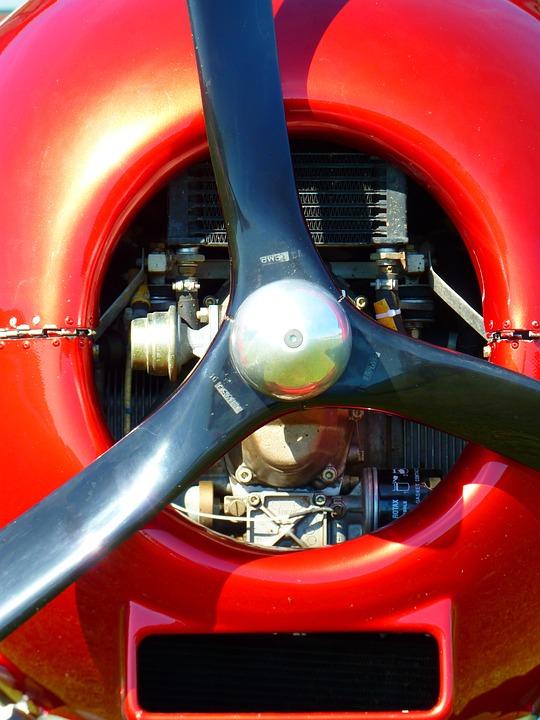 Propeller, Motor, Aircraft, Propeller Plane, Aviation