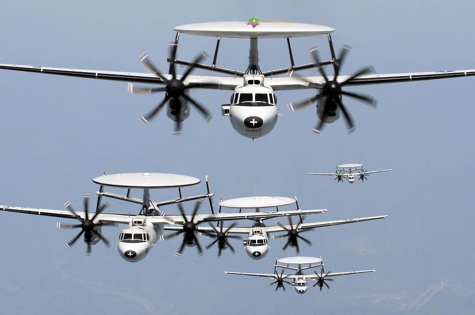Radar, Aircraft, Squadron, Reconnaissance Aircraft