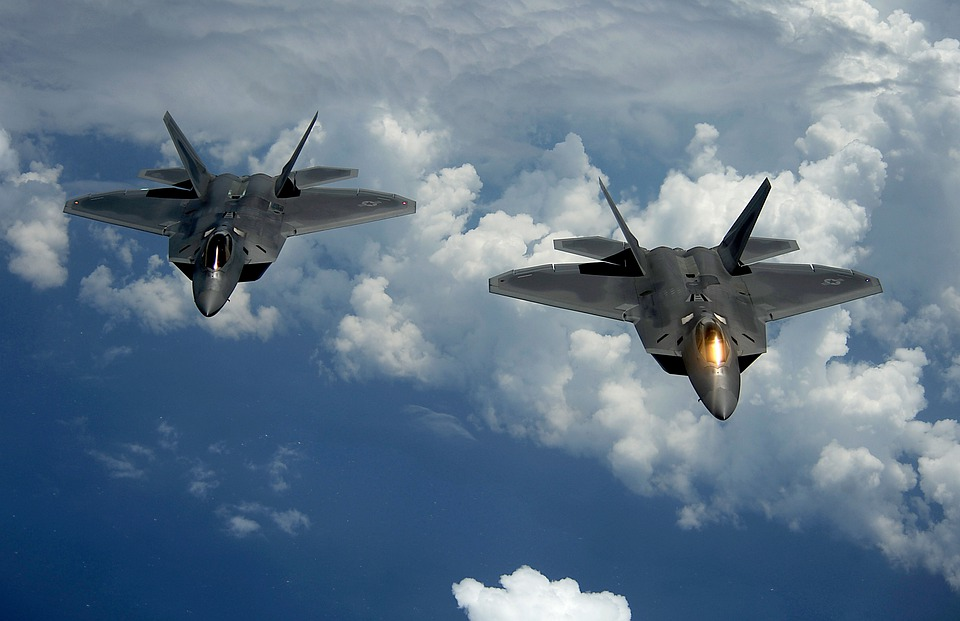 Us Air Force, Military, F-22 Raptor, Jets, Aircraft
