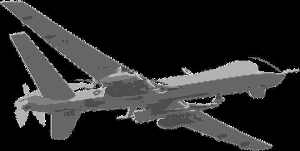 Drone, Predator, Usa, Aircraft, Airplane, Plane