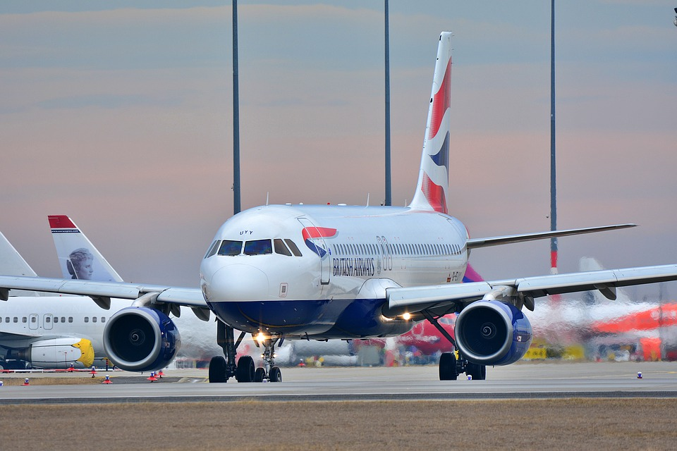 Airbus, Airplane, Jet, Flight, Airport, Airline