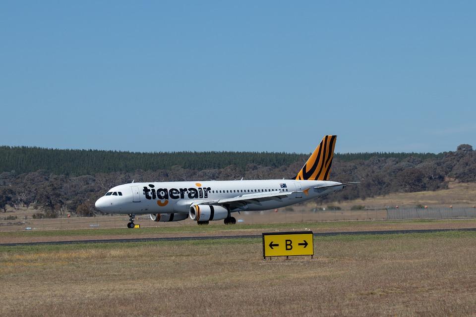 Airplane, Transportation System, Airport, Travel