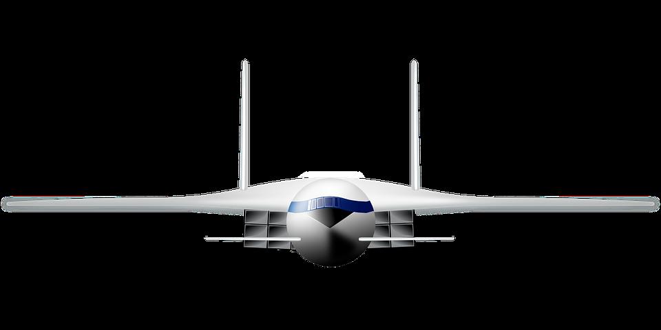 Plane, Front, War, Fighter, Airplane, Aircraft, Jet