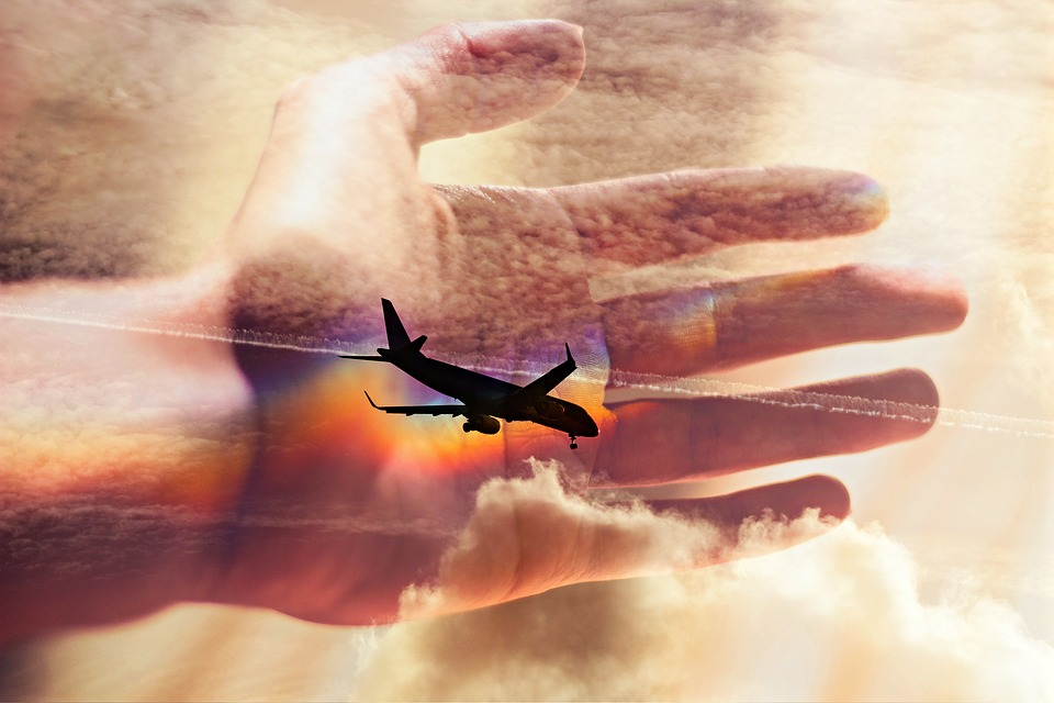 Airplane, Travel, Flight, Transport, Passengers