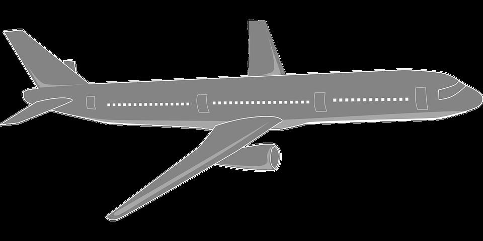 Airplane, Flying, Plane, Aircraft, Air, Flight