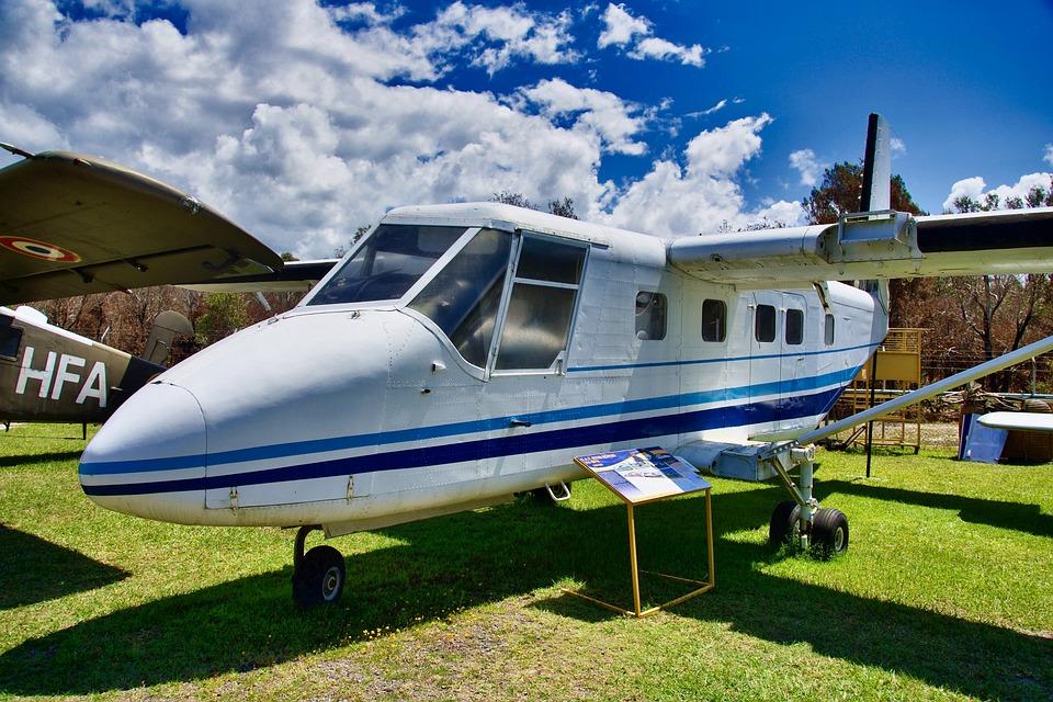 Plane, Airplane, Commuter Flight, Aircraft, Transport