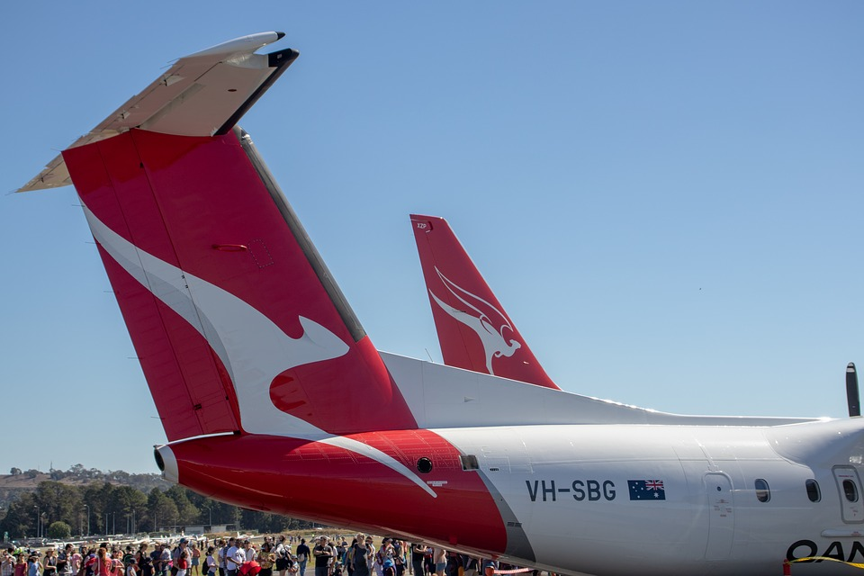 Airplane, Transportation System, Aircraft, Travel