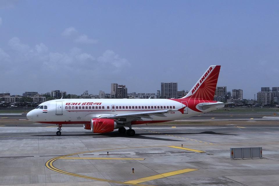 Airport, Mumbai, Aircraft, Air India, India
