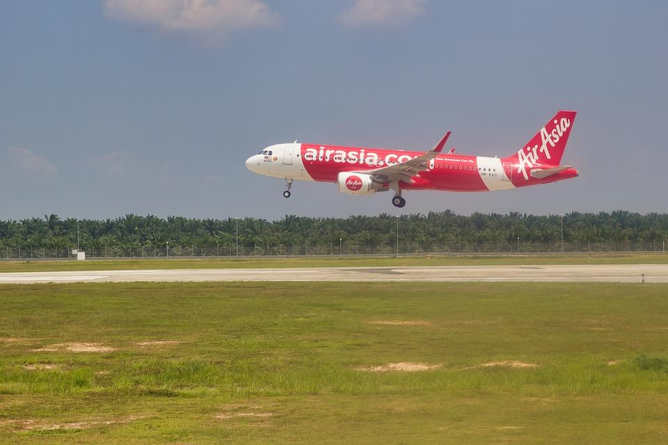 Aircraft, Landing, Airport, Plane, Sky, Transport